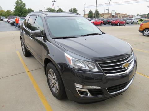 2016 Chevrolet Traverse for sale in Oregon, OH