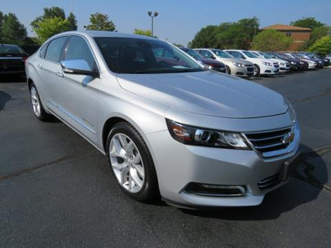 2017 Chevrolet Impala for sale in Oregon, OH