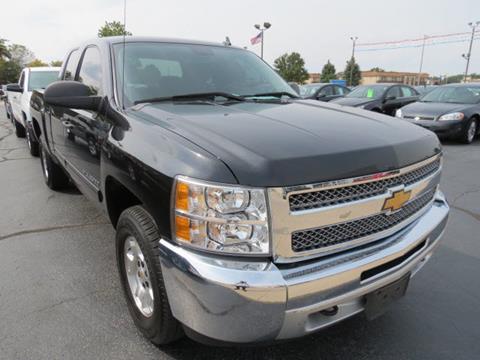 2012 Chevrolet Silverado 1500 for sale in Oregon OH