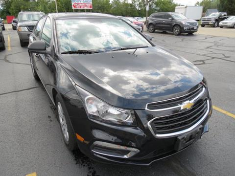 2016 Chevrolet Cruze Limited for sale in Oregon OH