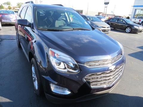 2016 Chevrolet Equinox for sale in Oregon OH