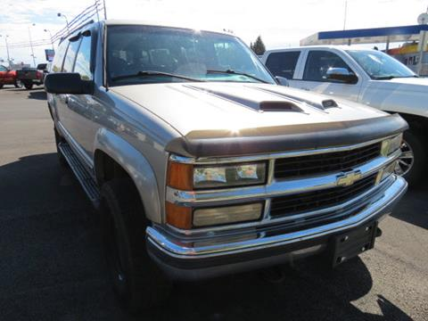 1999 Chevrolet Suburban for sale in Oregon, OH
