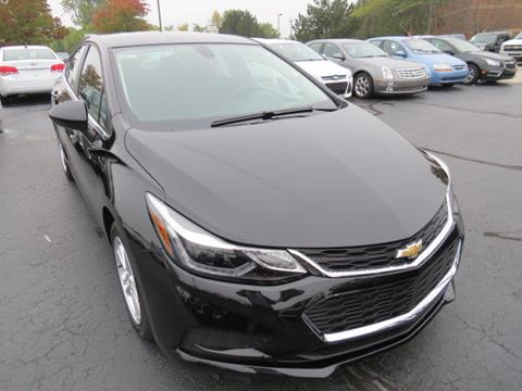2017 Chevrolet Cruze for sale in Oregon, OH