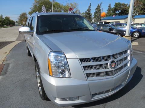 2014 Cadillac Escalade ESV for sale in Oregon, OH