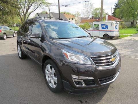 used 2017 chevrolet traverse for sale in ohio. Black Bedroom Furniture Sets. Home Design Ideas