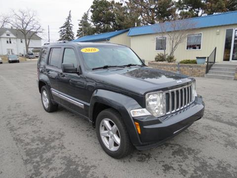 2010 Jeep Liberty for sale in Oregon, OH