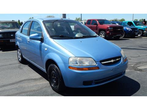 2005 Chevrolet Aveo for sale in Oregon, OH