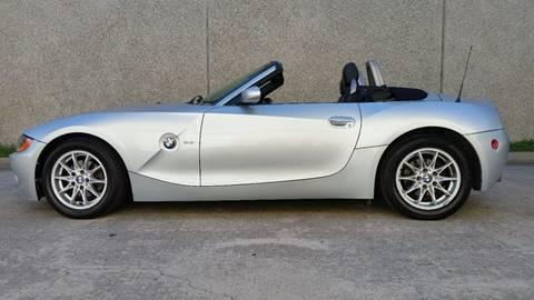 2004 BMW Z4 for sale in Dallas, TX