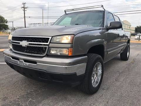 2007 Chevrolet Silverado 1500 Classic for sale in Dallas, TX