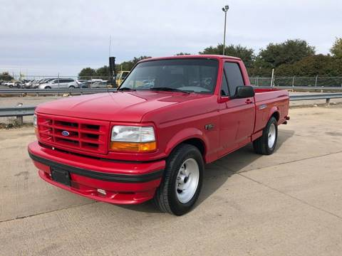 1994 Ford F-150 SVT Lightning for sale in Dallas, TX