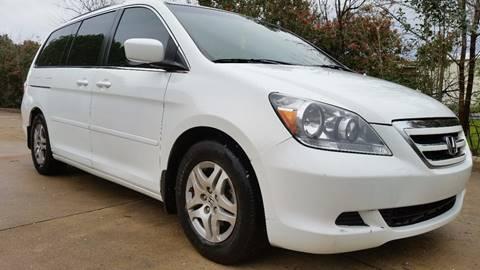 2005 Honda Odyssey for sale in Dallas, TX