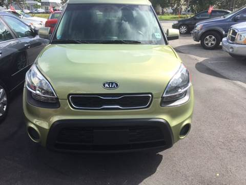 2012 Kia Soul for sale in Hollywood, FL