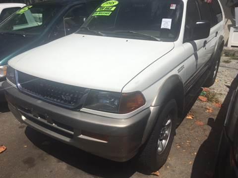 1998 Mitsubishi Montero Sport for sale in Hollywood, FL