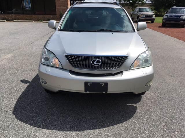 2004 Lexus RX 330 for sale at KERNERSVILLE AUTO SALES in Kernersville NC