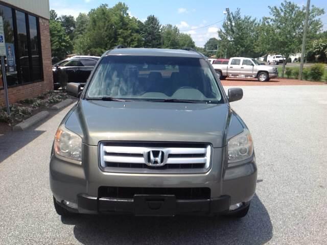 2007 Honda Pilot for sale at KERNERSVILLE AUTO SALES in Kernersville NC