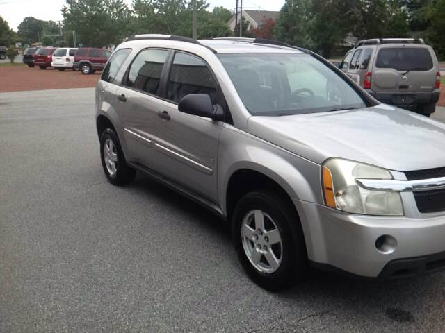 2007 Chevrolet Equinox for sale at KERNERSVILLE AUTO SALES in Kernersville NC