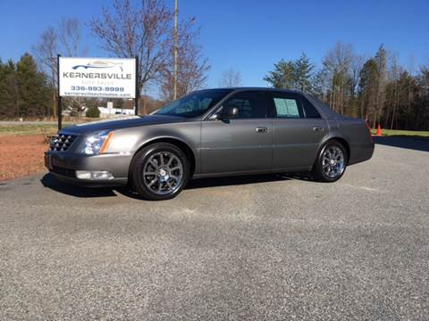 2006 Cadillac DTS for sale in Kernersville, NC