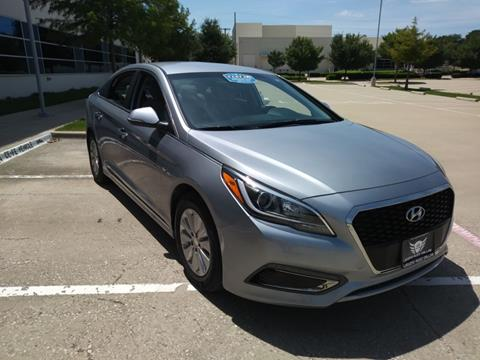2016 Hyundai Sonata Hybrid for sale in Addison, TX