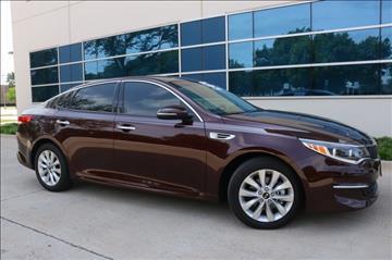 2016 Kia Optima for sale in Addison, TX