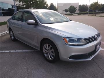 2014 Volkswagen Jetta for sale in Addison, TX