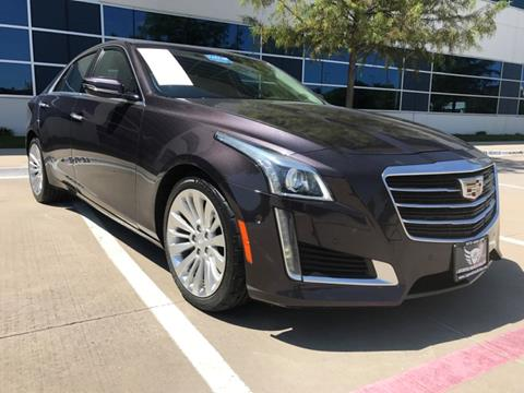2015 Cadillac CTS for sale in Addison, TX