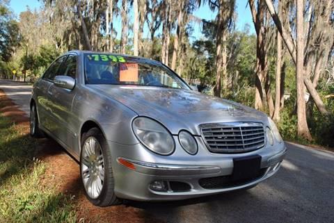 2006 Mercedes-Benz E-Class for sale in Lutz, FL