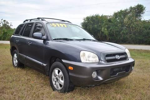 2006 Hyundai Santa Fe for sale in Lutz, FL