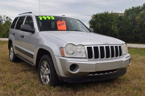 2005 Jeep Grand Cherokee for sale in Lutz, FL
