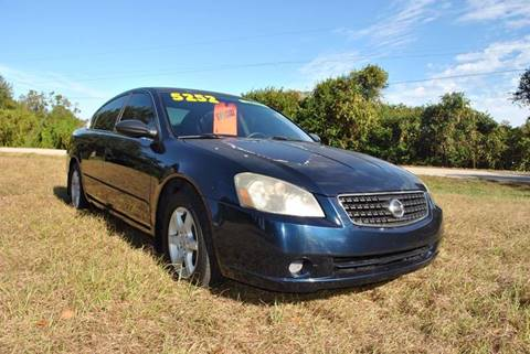 2006 Nissan Altima For Sale in Lutz, FL - Carsforsale.com®