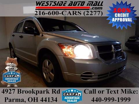 2008 Dodge Caliber for sale at Westside Auto Mall in Parma OH
