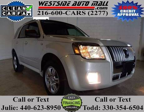 2008 Mercury Mariner for sale at Westside Auto Mall in Parma OH