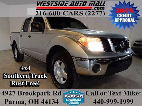 2006 Nissan Frontier for sale at Westside Auto Mall in Parma OH