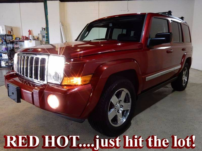 2010 Jeep Commander for sale at Westside Auto Mall in Parma OH