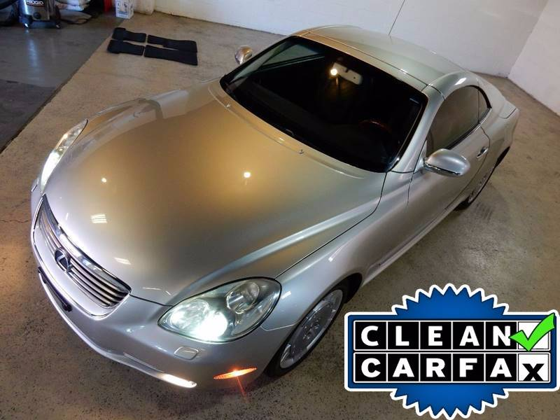 2002 Lexus SC 430 for sale at Westside Auto Mall in Parma OH