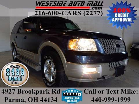 2005 Ford Expedition for sale at Westside Auto Mall in Parma OH