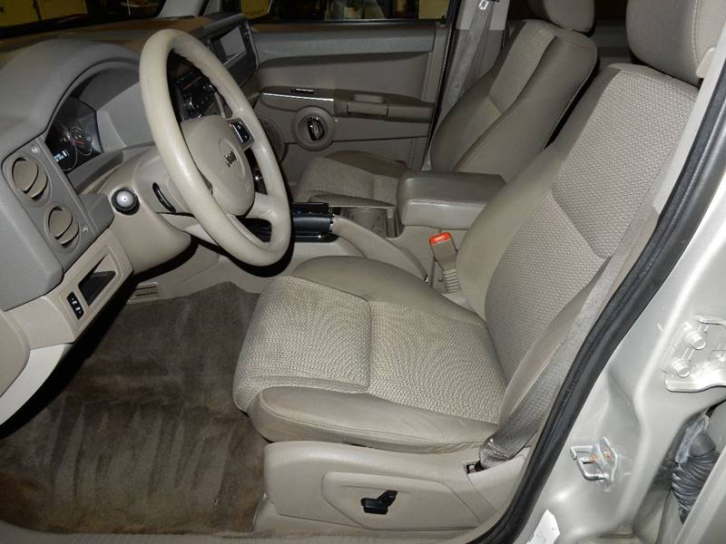 2009 Jeep Commander for sale at Westside Auto Mall in Parma OH