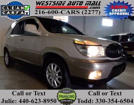 2005 Buick Rendezvous for sale at Westside Auto Mall in Parma OH