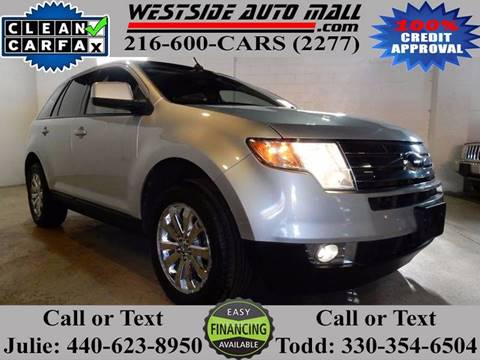 2009 Ford Edge for sale at Westside Auto Mall in Parma OH