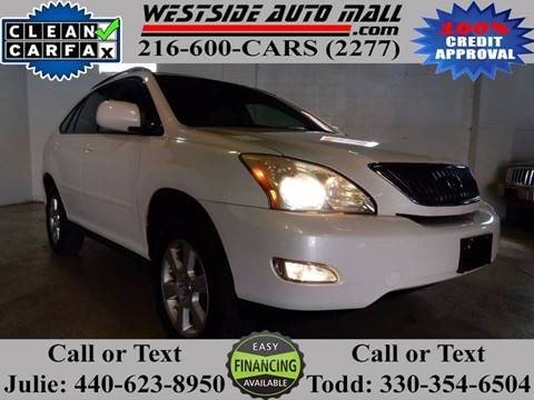 2004 Lexus RX 330 for sale at Westside Auto Mall in Parma OH