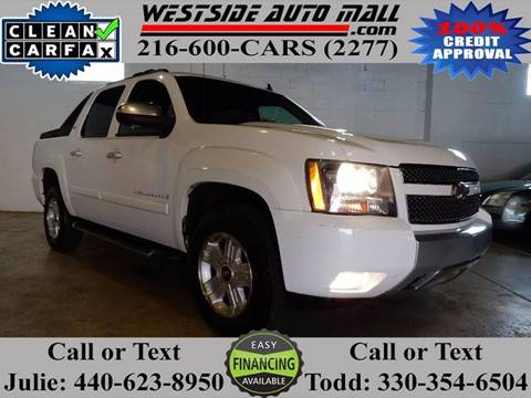 2007 Chevrolet Avalanche for sale at Westside Auto Mall in Parma OH