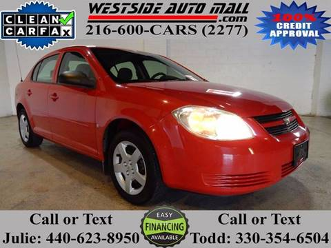 2007 Chevrolet Cobalt for sale at Westside Auto Mall in Parma OH