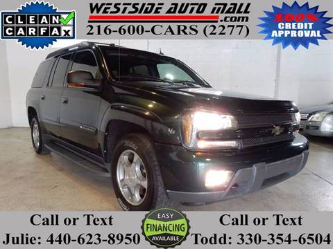 2004 Chevrolet TrailBlazer EXT for sale at Westside Auto Mall in Parma OH