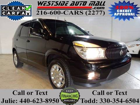 2007 Buick Rendezvous for sale at Westside Auto Mall in Parma OH