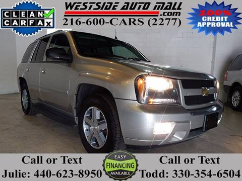2006 Chevrolet TrailBlazer for sale at Westside Auto Mall in Parma OH
