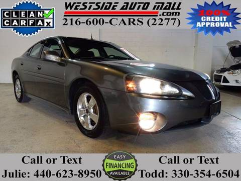 2005 Pontiac Grand Prix for sale at Westside Auto Mall in Parma OH