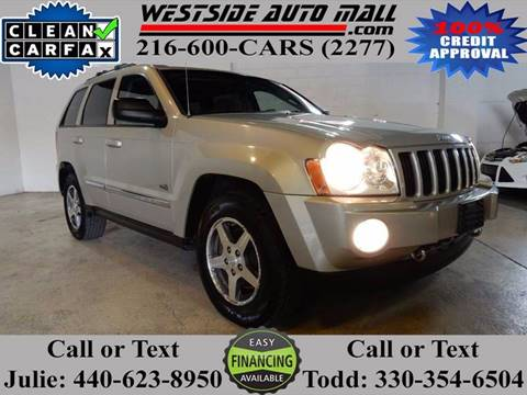 2006 Jeep Grand Cherokee for sale at Westside Auto Mall in Parma OH