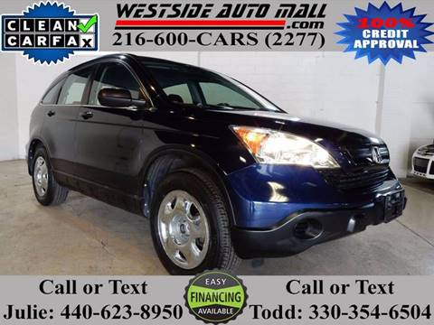 2008 Honda CR-V for sale at Westside Auto Mall in Parma OH