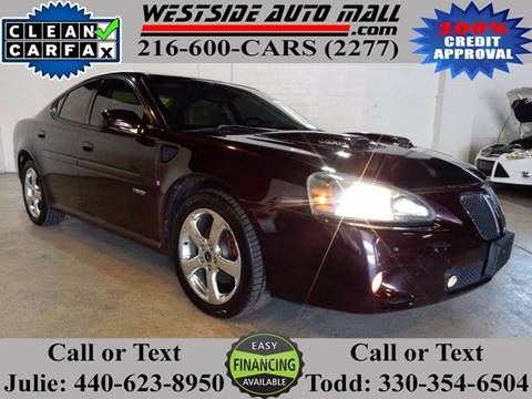 2006 Pontiac Grand Prix for sale at Westside Auto Mall in Parma OH