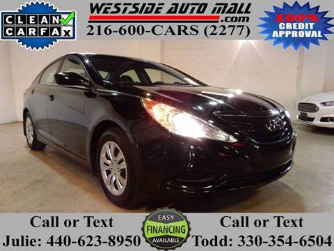 2011 Hyundai Sonata for sale at Westside Auto Mall in Parma OH