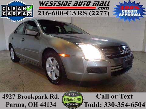 2009 Ford Fusion for sale at Westside Auto Mall in Parma OH
